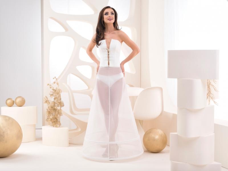 Doplňky pro nevěstu - Spodnička pod šaty