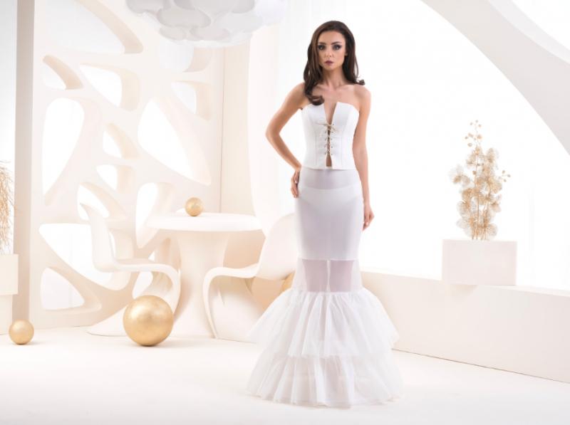Doplňky pro nevěstu - Spodnice pod šaty - ryba