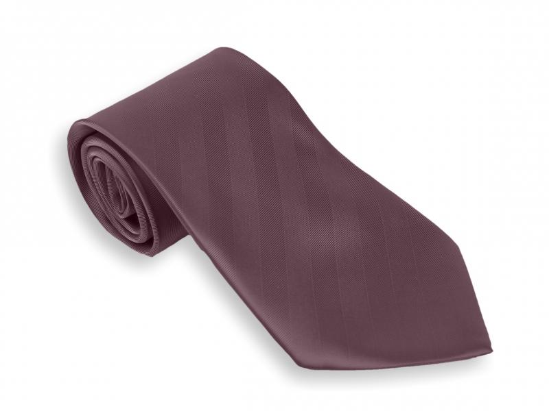 Doplňky pro ženicha - Vínová kravata Deluxe