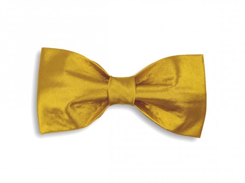 Doplňky pro ženicha - Zlatý motýlek