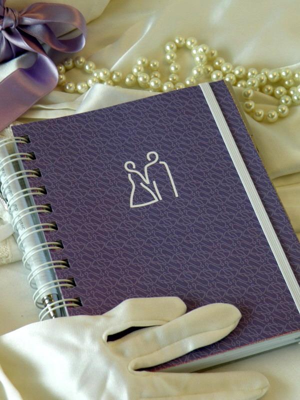 Svatební diáře a deníky - Svatební diář Smart