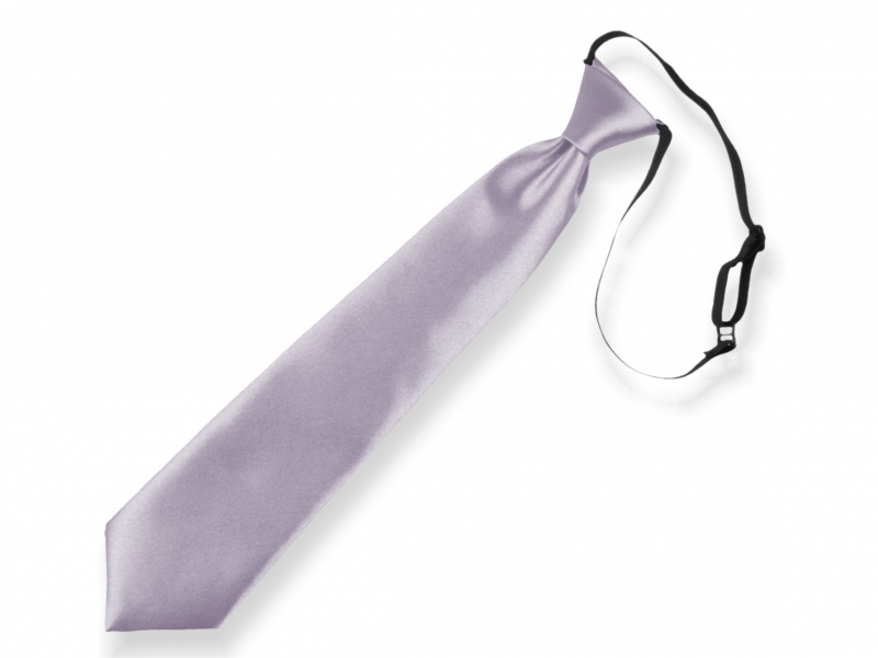 Doplňky pro děti a družičky - Dětská kravata lila