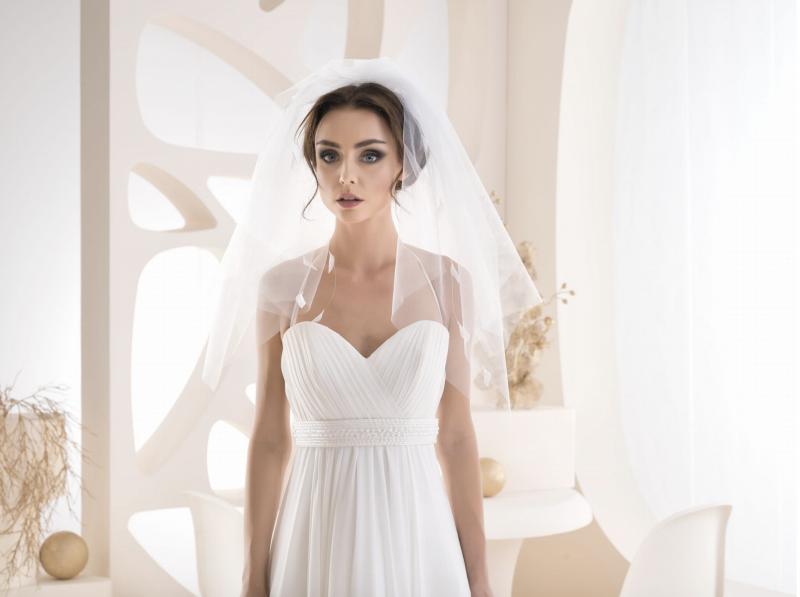 Doplňky pro nevěstu - Svatební závoj VZ 103