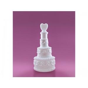 Svatební bublifuk - dort