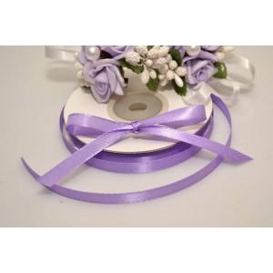 Saténová stuha lila