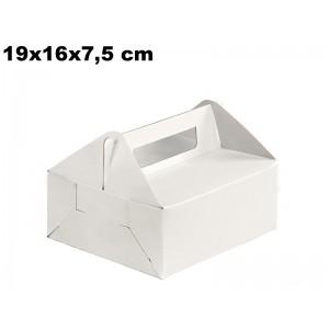 Krabička na výslužky 19x16x7,5 cm