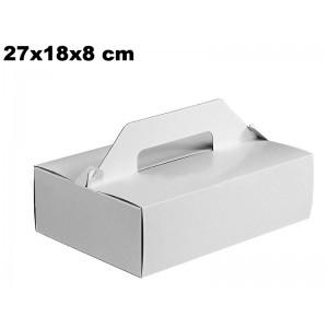 Krabička na výslužky 27x18x8 cm