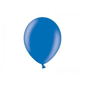 Metalický balónek - modrý