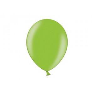 Metalický balónek - světle zelený