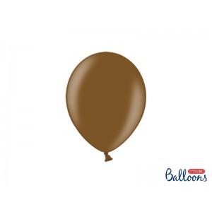 Metalický balónek - čokoládová