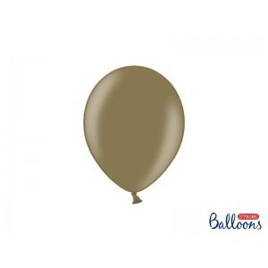 Metalický balónek - cappucino