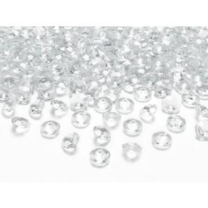 Diamanty - čiré