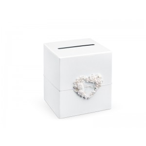 Krabička na přání se srdcem