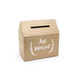 Krabička na přání Just Married
