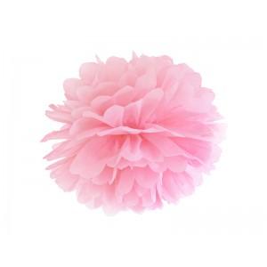 Pompom - světle růžová