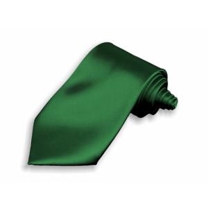 Kravata tmavě zelená
