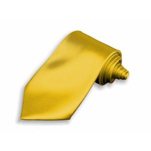 Kravata zlatá