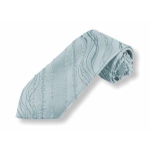 Tkaná kravata - modrá