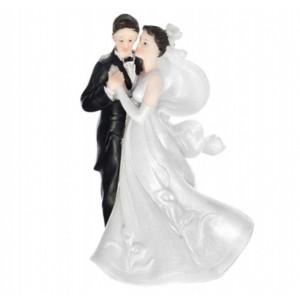 Figurka na dort - tančící pár