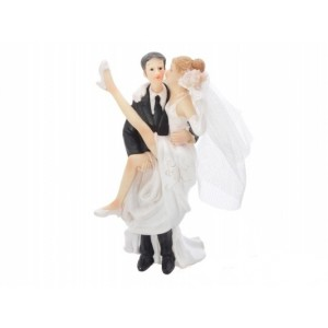 Nevěsta v náručí
