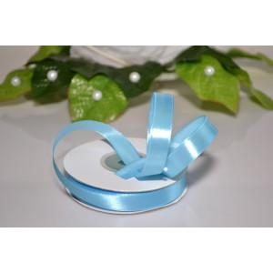 Saténová stuha 12mm - světle modrá