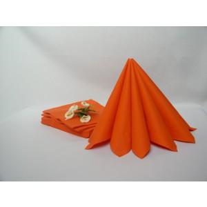 Dvouvrstvé ubrousky - oranžová