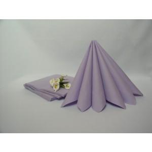 Dvouvrstvé ubrousky - lila