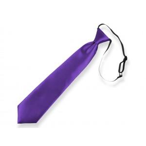 Dětská kravata fialová