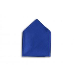 Kapesník do saka modrý