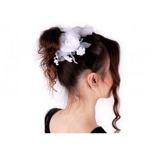 Ozdoba do vlasů květy